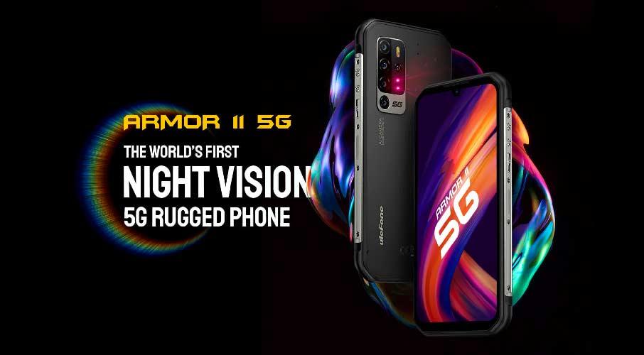 Ulefone Armor 11 (8+256Gb) Black 5G